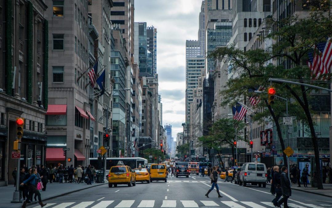 Personal Statement #4: NYU Statement of Purpose